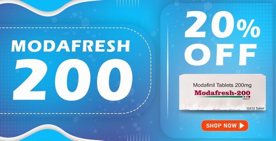 Modafresh | Buy Modafresh 200 Online In USA, UK