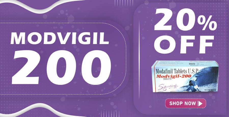 Modvigil   Buy Modvigil 200 Online In USA, UK