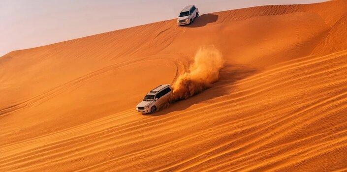 Why Desert Safari Dubai is a Tourist's Favorite Attraction?