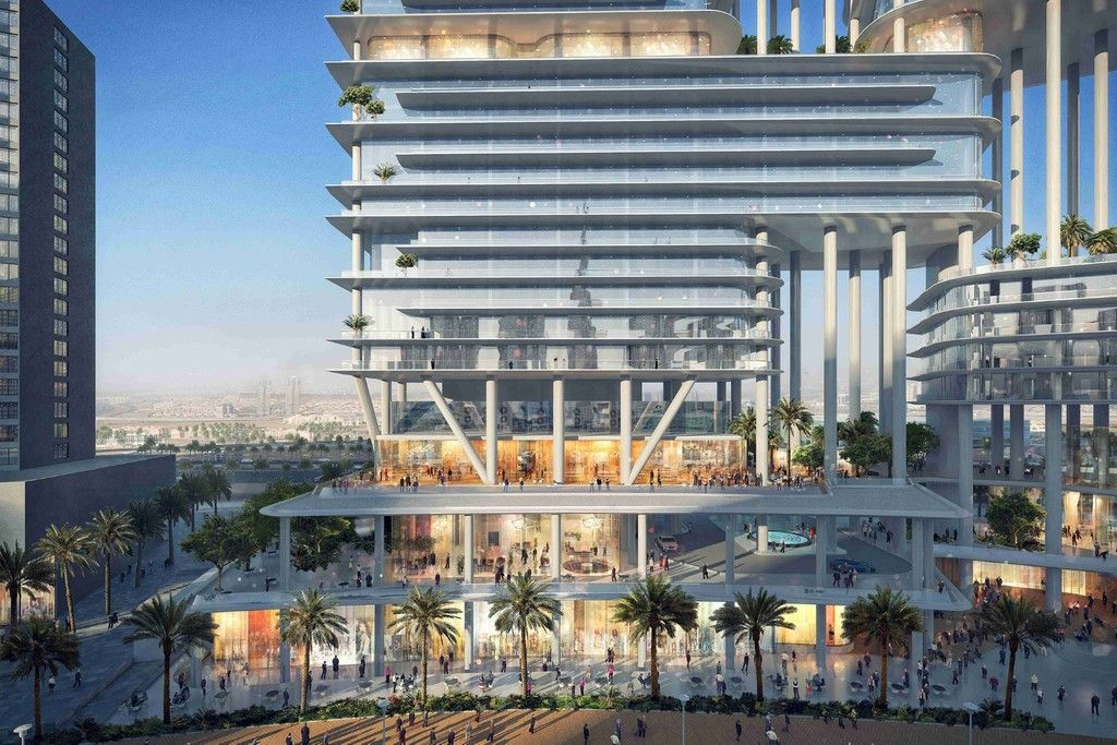 Luxurious Residence at Dorchester Collection Apartments in Dubai