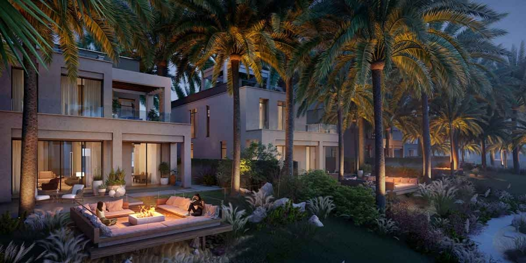 Family Friendly Dubai Caya Villas at Arabian Ranches 3